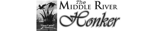 The Middle River Honker Logo