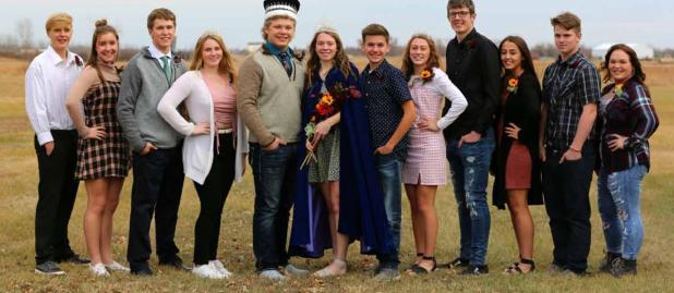 Badger High School Homecoming 2020