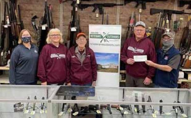 2020 Underdahl Hardware Big Buck Contest and Raffle to raise funds for the Middle River Veterans Organization