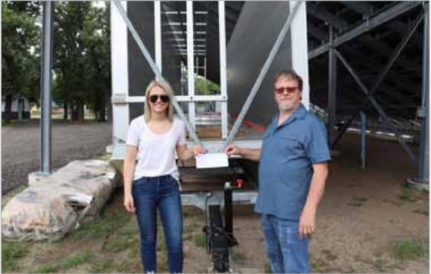 Marshall County Fair receives grant from American Crystal Sugar