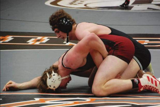 Gator Wrestlers Compete at State Tournament
