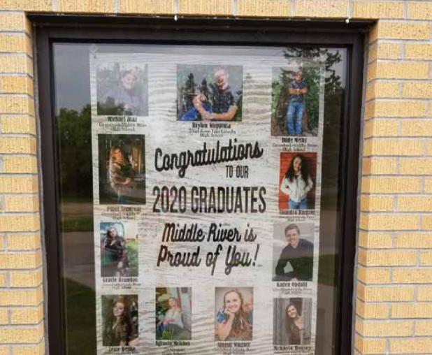 Celebrating 2020 Local Graduates
