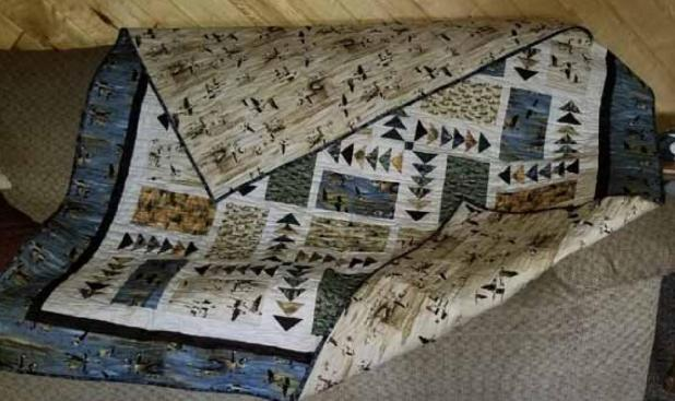 Tickets Available for 2020 Goose Fest Quilt