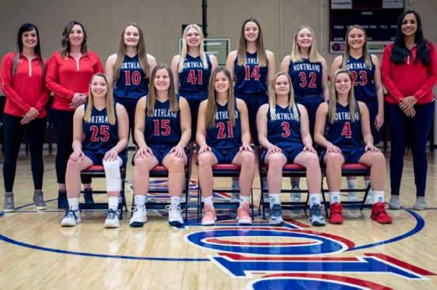 Pioneer Women's Basketball wins Regional Title, Advances to NJCAA D-III National Championship
