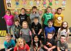 GMR 2nd Grade Class Prepares for Christmas