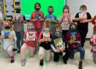 Badger 2nd Graders Receive Book Donation